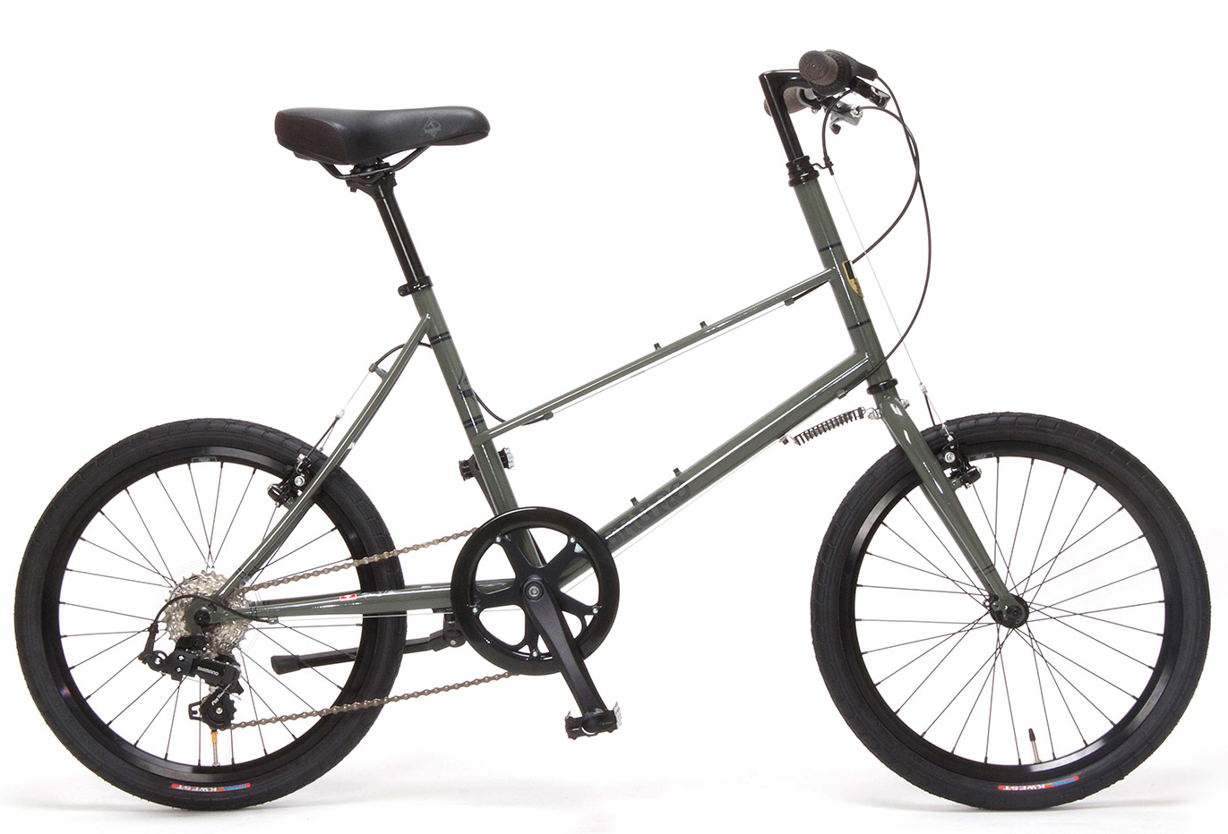 mixte matt grey