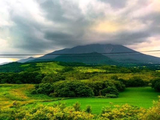 身震いするほどの絶景パノラマ岩手山