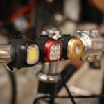 いまどきの自転車ライトを4つご紹介